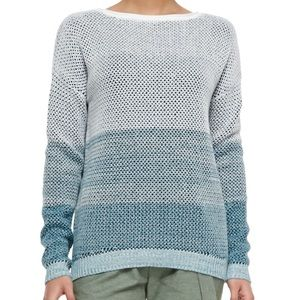 Vince Ombré Gradient Knit Sweater